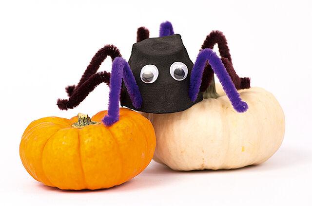 Schaurig schön: Basteln für Halloween