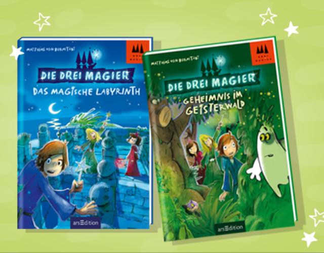 Magische Lektüre für Kinder