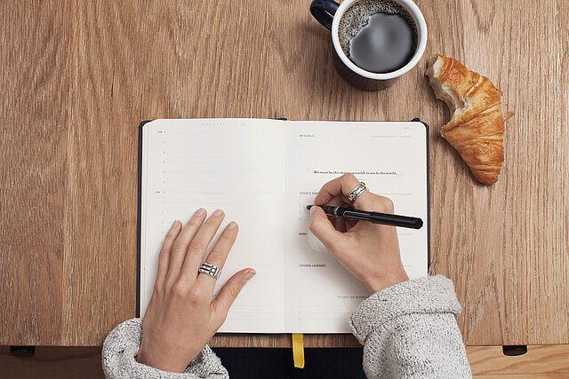 Journaling kann Ihr Leben verändern – probieren Sie es aus