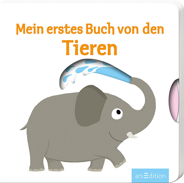"Großes ""Mein erstes Buch""-Gewinnspiel"