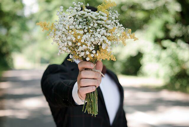 Von Baumwolle bis Himmel: Die wichtigsten Hochzeitsjubiläen