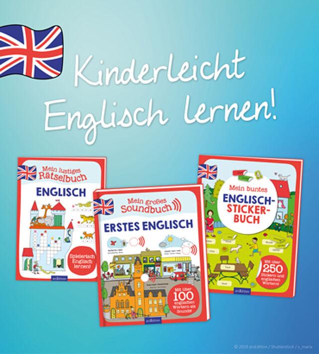 Kinderleicht Englisch lernen!