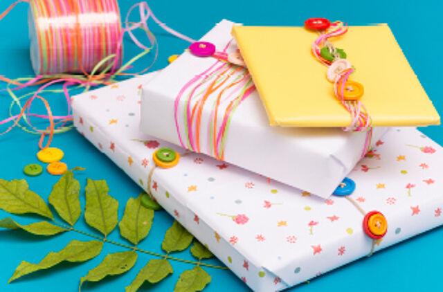 Kreativ verpackt – Geschenkbänder mit K(n)öpfchen!