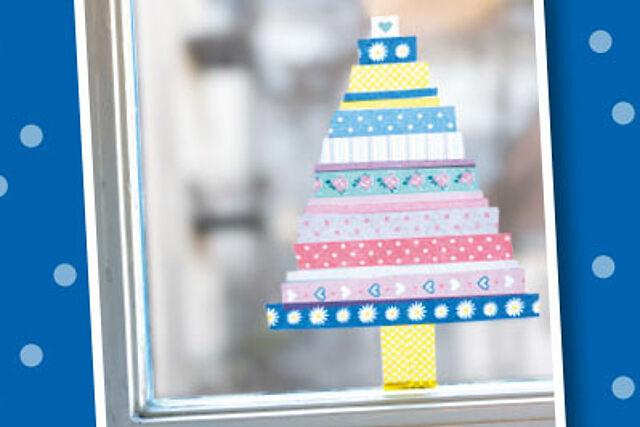 Kinderaugen leuchten, Fenster strahlen – mit toller Deko!