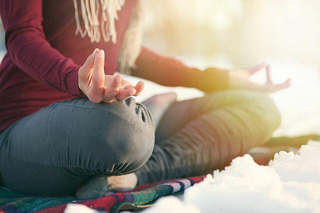 Für die innere Balance - Mit Yoga durch die Winterzeit