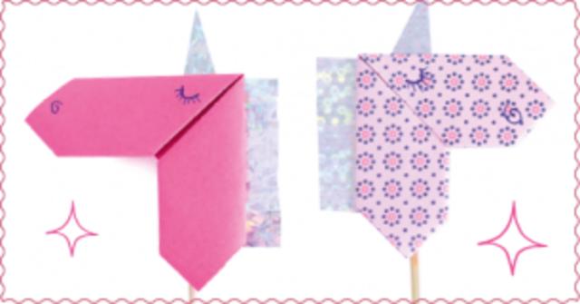 Ganz ohne Zauberei: Euer selbstgemachtes Origami-Einhorn
