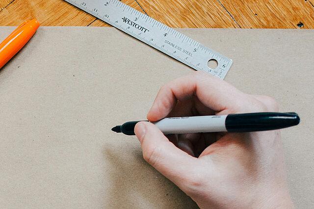Mandalas ausmalen und jetzt auch noch selbst zeichnen – so einfach!