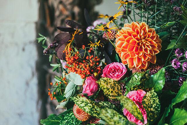 Sag es durch die Blume - der Blumenstrauß und seine Bedeutung