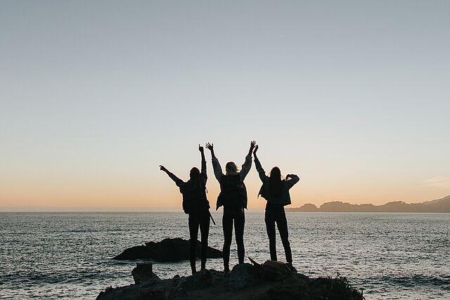 5 herrlich verrückte Ideen für beste Freundinnen