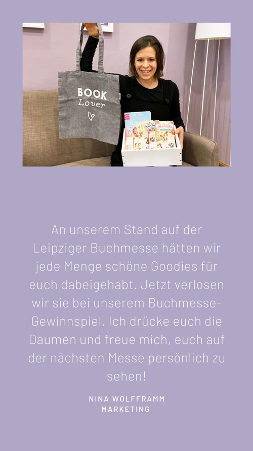 Unsere Messe-Goodies