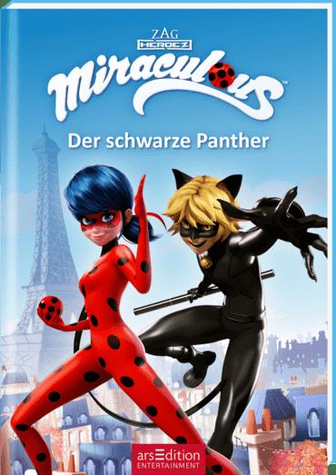 Miraculous - Der schwarze Panther