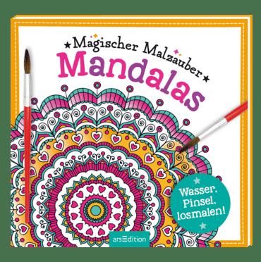 Magischer Malzauber Mandalas