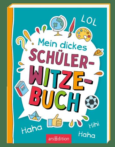 Mein dickes Schüler-Witzebuch