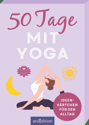 50 Tage mit Yoga