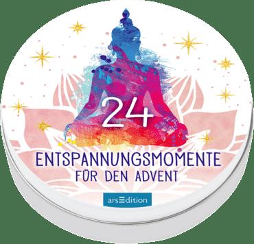 24 Entspannungsmomente für den Advent