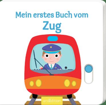 Mein erstes Buch vom Zug