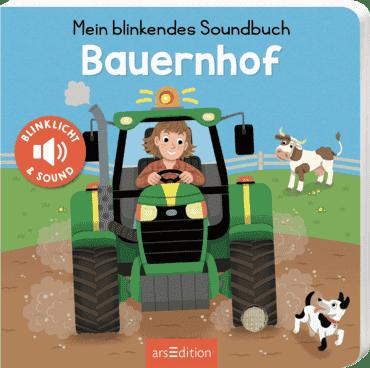 Mein blinkendes Soundbuch - Bauernhof
