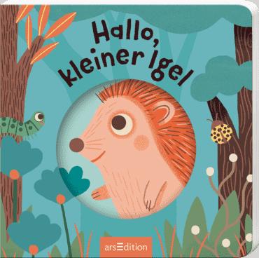 Hallo, kleiner Igel