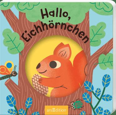 Hallo, Eichhörnchen