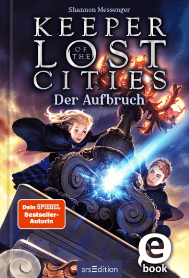 Keeper of the Lost Cities - Der Aufbruch