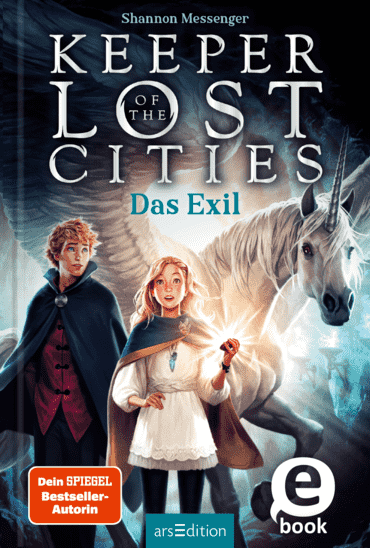 Keeper of the Lost Cities - Das Exil