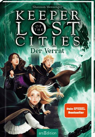 Keeper of the Lost Cities - Der Verrat