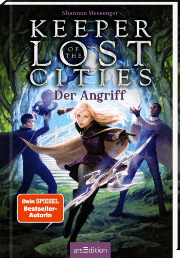 Keeper of the Lost Cities - Der Angriff