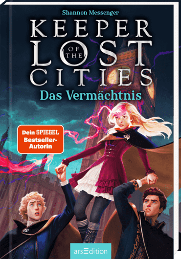 Keeper of the Lost Cities - Das Vermächtnis