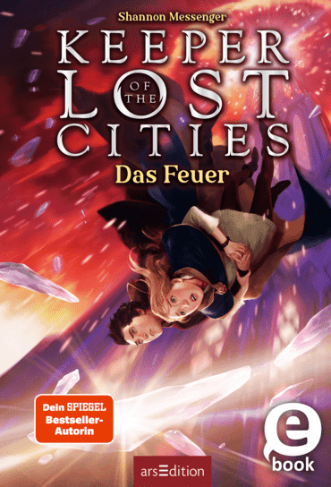 Keeper of the Lost Cities - Das Feuer