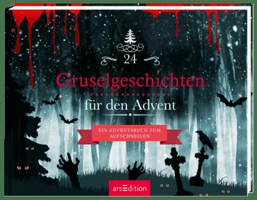 24 Gruselgeschichten für den Advent