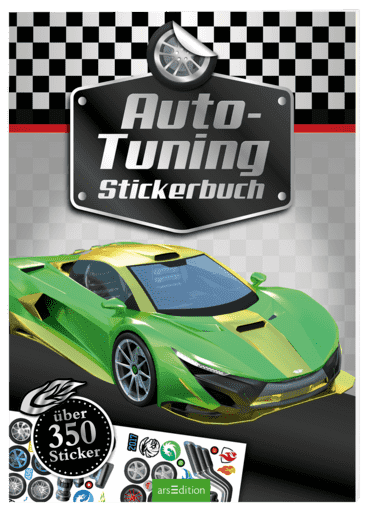 Auto-Tuning Stickerbuch