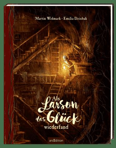Als Larson das Glück wiederfand