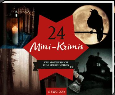 24 Mini-Krimis