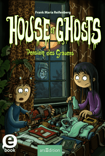 House of Ghosts - Pension des Grauens