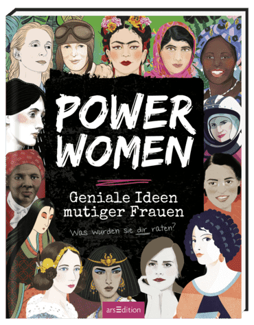Power Women - Geniale Ideen mutiger Frauen