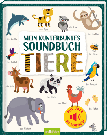 My Big Sound Book – Animals