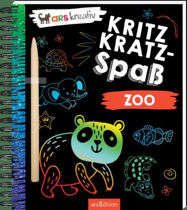 Kritzkratz-Spaß Zoo