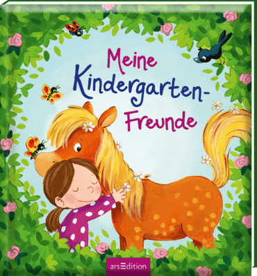 Meine Kindergarten-Freunde (Pferde)