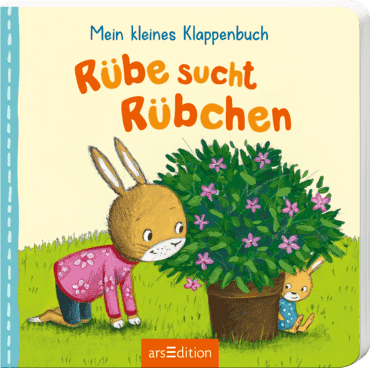 Rübe is Looking for Teddy Rabbit
