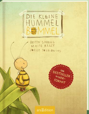 Die kleine Hummel Bommel (Mini-Ausgabe)