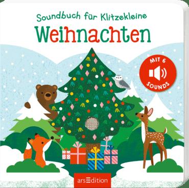 Soundbuch für Klitzekleine - Weihnachten