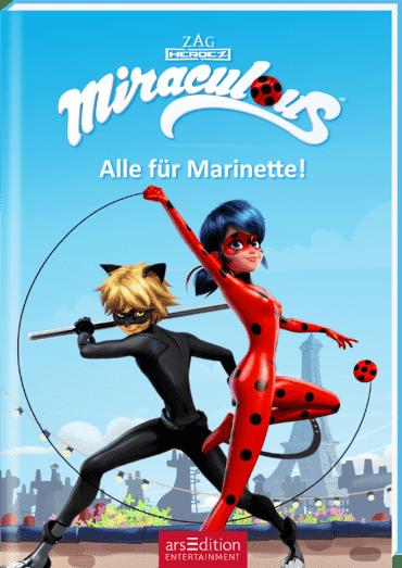 Miraculous - Alle für Marinette!